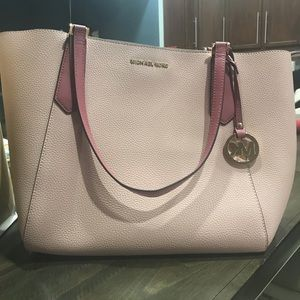 Brand New Michael Kors leather tote